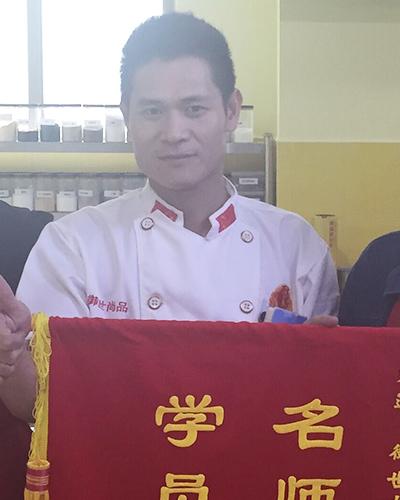 梁耀圈 广东省特一级厨师