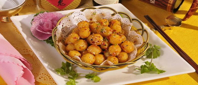 炕土豆培训