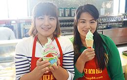 南昌学员冰淇淋成品