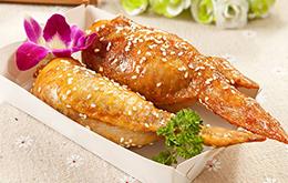 台湾鸡翅包饭