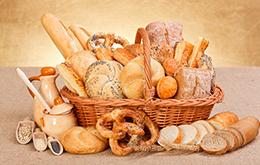 中、欧面包