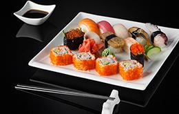 日本寿司料理