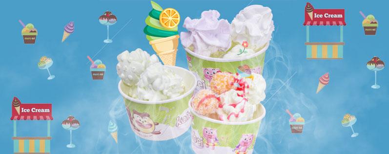 液氮冰淇淋培训