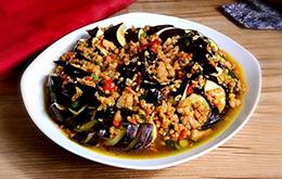 茄子怎么做好吃?风味肉沫茄子的做法分享给大家