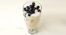 网红奶茶制作教程二 ——猕猴果绿奶茶