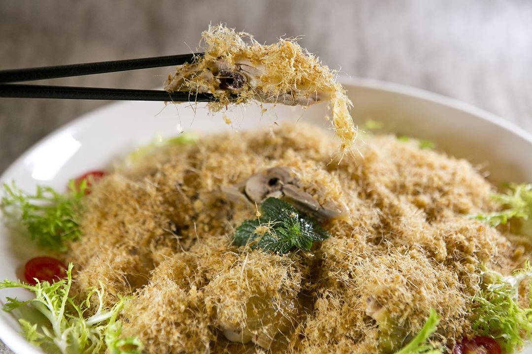 餐饮培训菜谱-海南广东客家姜蓉鸡